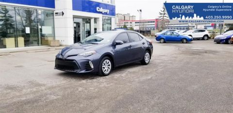 2017 Toyota Corolla 4-door Sedan SE CVTi-S