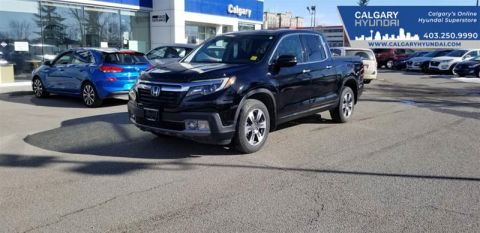 Pre-Owned 2017 Honda Ridgeline V6 Touring AWD All Wheel Drive Pick up