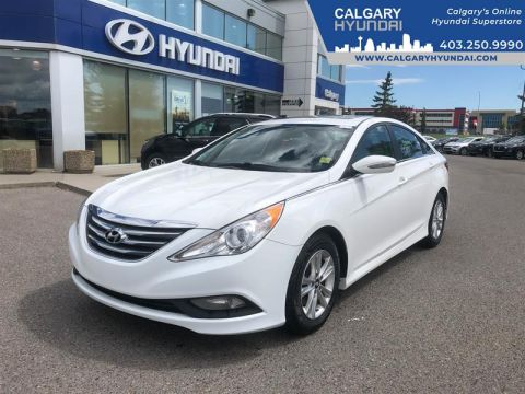 2014 Hyundai Sonata GLS at