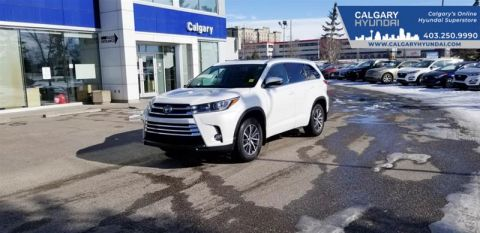 Pre-Owned 2017 Toyota Highlander XLE AWD All Wheel Drive SUV
