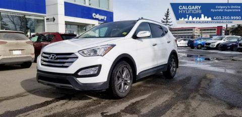 Pre-Owned 2016 Hyundai Santa Fe Sport AWD 2.4L Luxury All Wheel Drive SUV