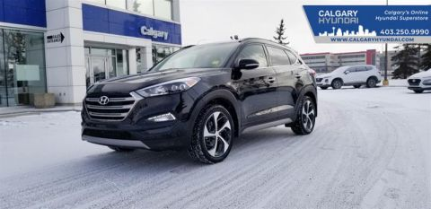 Pre-Owned 2017 Hyundai Tucson AWD 1.6T Limited All Wheel Drive SUV
