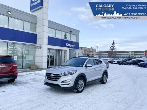 2016 Hyundai Tucson AWD 2.0L Luxury
