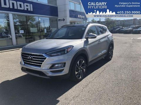 2020 Hyundai Tucson AWD 2.4L Ultimate