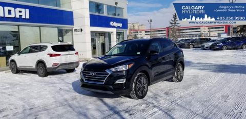 2020 Hyundai Tucson AWD 2.4L Luxury