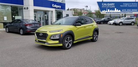 New 2020 Hyundai Kona 1.6T AWD Trend Two-Tone All Wheel Drive SUV