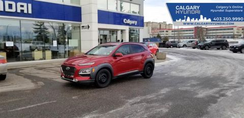 Pre-Owned 2018 Hyundai Kona 1.6T AWD Ultimate All Wheel Drive SUV