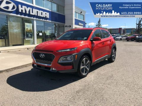 2020 Hyundai Kona 1.6T AWD Ultimate