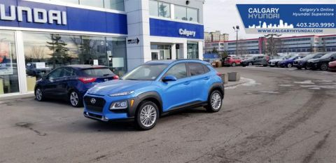 2020 Hyundai Kona 2.0L AWD Luxury