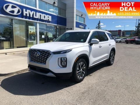 New 2020 Hyundai Palisade AWD Essential 8 Passenger All Wheel Drive SUV
