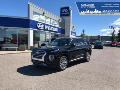 New 2020 Hyundai Palisade AWD Luxury 7 Passenger All Wheel Drive SUV