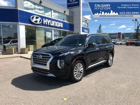 New 2020 Hyundai Palisade AWD Ultimate 7 Passenger All Wheel Drive SUV