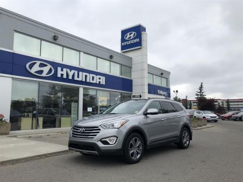 2016 Hyundai Santa Fe XL AWD Luxury