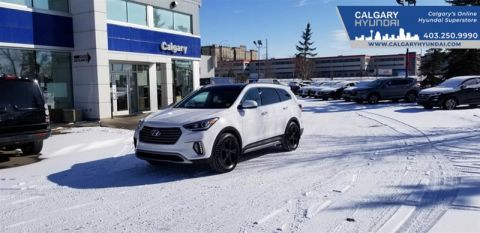 Pre-Owned 2017 Hyundai Santa Fe XL AWD Limited All Wheel Drive SUV