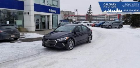 Pre-Owned 2018 Hyundai Elantra Sedan GLS Front Wheel Drive 4-Door Sedan