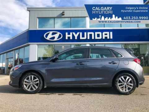 New 2019 Hyundai Elantra GT Preferred- at Front Wheel Drive 5-Door Hatchback