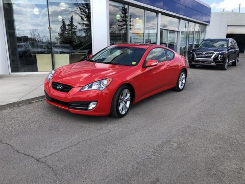 2011 Hyundai Genesis Coupe 3.8L GT at