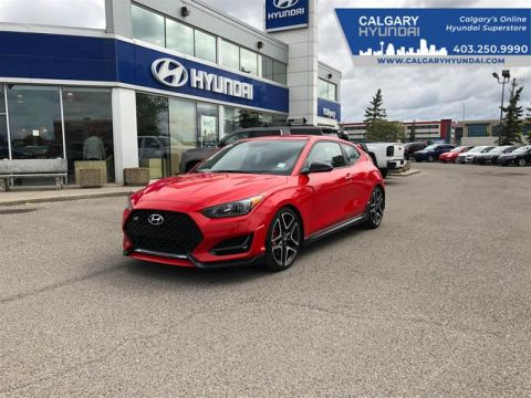 New 2020 Hyundai Veloster N 6sp Front Wheel Drive 2-Door Coupe