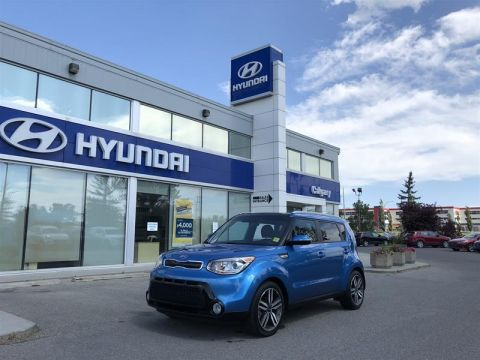 2015 Kia Soul 2.0L SX Luxury at