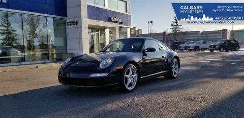Pre-Owned 2008 Porsche 911 Carrera 4 Coupe w Tip 2-Door Coupe