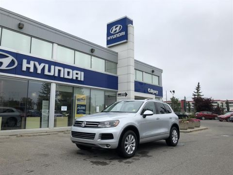 Pre-Owned 2013 Volkswagen Touareg Highline 3.6L 8sp at Tip 4M All Wheel Drive SUV