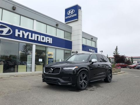 Pre-Owned 2017 Volvo XC90 T6 AWD R-Design All Wheel Drive SUV